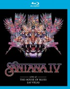 Carlos Santana: Santana  IV - Live At The House of Blues Las Vegas - BluRay