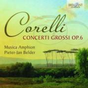 Musica Amphion, Pieter-Jan Belder: Corelli: Concerti Grossi Op.6 - CD