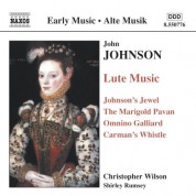 Johnson: Lute Music - CD