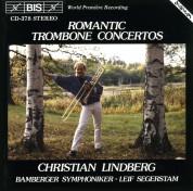 Christian Lindberg, Bamberg Symphony Orchestra, Leif Segerstam: Romantic Trombone Concertos - CD