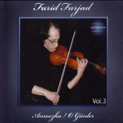 Farid Farjad: Anroozha Vol. 3 - CD