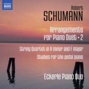 Eckerle Piano Duo: Schumann: Arrangements for Piano Duet, Vol. 2 - CD