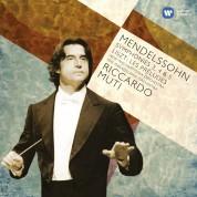 New Philharmonia Orchestra, Philadelphia Orchestra, Riccardo Muti: Mendelssohn: Symphonies No: 3, 5 - CD
