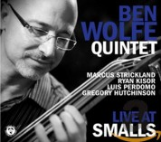 Ben Wolfe: Live At Smalls - CD