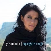 Gizem Berk: Ayrılığın 4 Rengi - CD