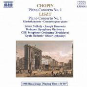 Joseph Banowetz: Chopin: Piano Concerto No. 1 / Liszt: Piano Concerto No. 1 - CD