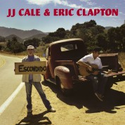 J.J. Cale, Eric Clapton: The Road to Escondido - CD