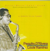 Paquito D'Rivera: A Tribute To Cal Tjader - CD