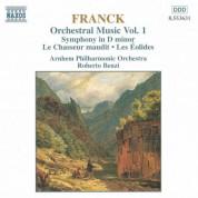 Franck: Orchestal Music, Vol. 1 - Symphony in D Minor / Le Chasseur Maudit / Les Eolides - CD