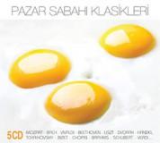 Çeşitli Sanatçılar: Pazar Sabahı Klasikleri - CD