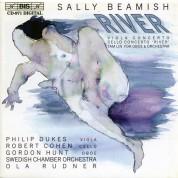 Philip Dukes, Robert Cohen, Gordon Hunt, Swedish Chamber Orchestra, Ola Rudner: Beamish: 'River': Concertos - CD