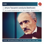 Arturo Toscanini Conducts Beethoven - CD