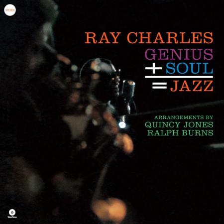 Ray Charles: Genius - Plak