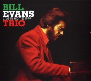 Bill Evans: Live In Rome 1979 - CD