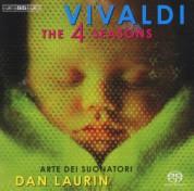 Dan Laurin, Arte dei Suonatori: Vivaldi - The 4 Seasons - SACD