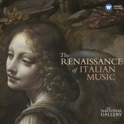 Çeşitli Sanatçılar: The Renaissance Of Italian Music - CD