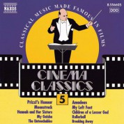 Cinema Classics, Vol.  5 - CD