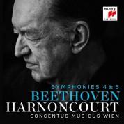 Nikolaus Harnoncourt: Beethoven: Symphonies 4 & 5 - Plak