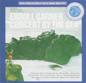 Erroll Garner: Conert By The Sea - CD