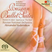Alexander Vedernikov, Russian National Orchestra: Russian Ballet Suites - SACD