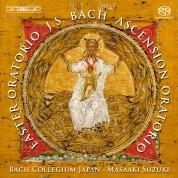 Bach Collegium Japan, Masaaki Suzuki: J.S. Bach: Oratorios - SACD