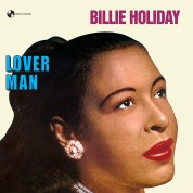 Billie Holiday: Loverman - Plak