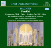 Wagner, R.: Parsifal (Bayreuth / Knappertsbusch) (1951) - CD