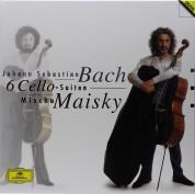 Mischa Maisky: Bach: 6 Cello Suites - Plak