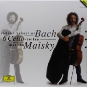 Mischa Maisky: Bach: 6 Cello Suites - Plak