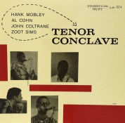 The Prestige All Stars: Tenor Conclave (200g-edition) - Plak