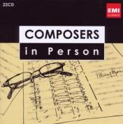 Çeşitli Sanatçılar: Composers in Person - CD