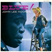 John Lee Hooker: Blue! - Plak