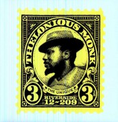 Thelonious Monk: The Unique Thelonious Monk - Plak