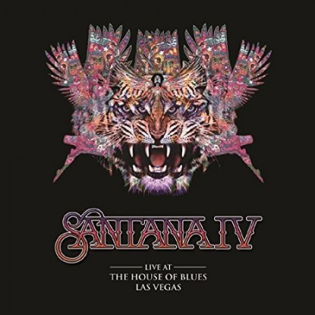 Carlos Santana: Santana  IV - Live At The House of Blues Las Vegas - CD
