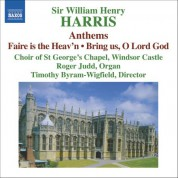 Harris, William: Choral Music - CD