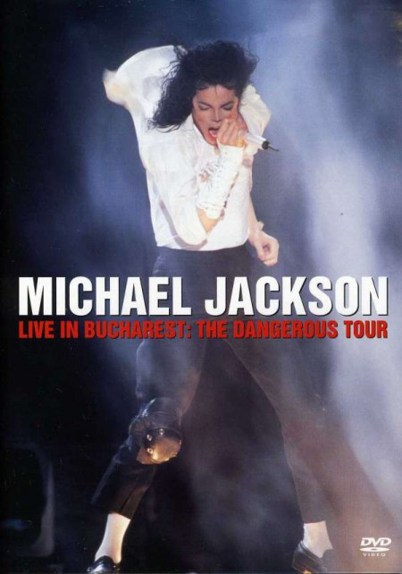 Michael Jackson: Live In Bucharest: The Dangerous Tour 1992 - DVD