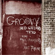 Red Garland: Groovy + 4 Bonus Tracks - CD