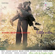 Randy Weston: Little Niles - Plak