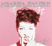 Amanda Palmer, The Grand Theft Orchestra: Theatre Is Evil - CD