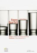 Sabine Meyer, Hagen Quartet: Mozart: Clarinet Quintet / Beethoven: String Quartet No. 16, Op. 135 - DVD