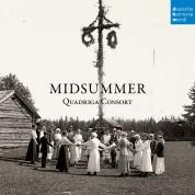 Quadriga Consort: Midsummer - CD