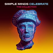 Simple Minds: Celebrate: The Collection - CD