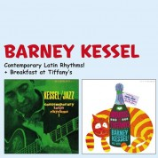 Barney Kessel: Contemporary Latin Rhythms! + Breakfast at T'S - CD