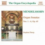 Stephen Tharp: Mendelssohn: Organ Sonatas Nos. 1- 6, Op. 65 - CD