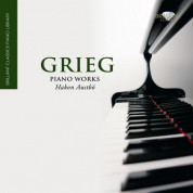 Håkon Austbö: Grieg: Piano Works - CD