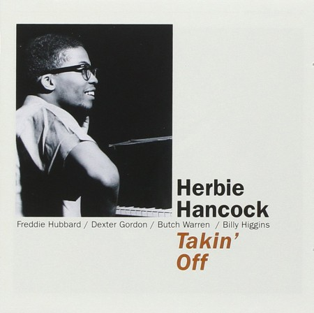 Herbie Hancock: Takin' Off + 4 Bonus Tracks - CD