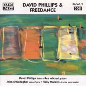 David Philips & Freedance: David Philips & Freedance - CD