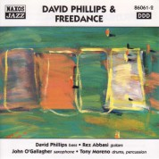 David Philips & Freedance: David Philips & Freedance - CD