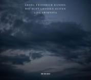 Lisa Smirnova: Handel: Die 8 Grossen Suiten - CD