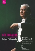 Berliner Philharmoniker, Sergiu Celibidache: Bruckner: Symphony No. 7 - DVD